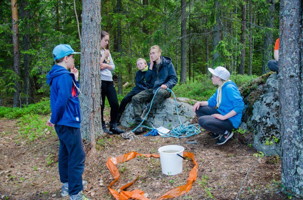 Rasti S3: Muuttoliike Ruotsiin